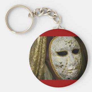 carnival mask keychains