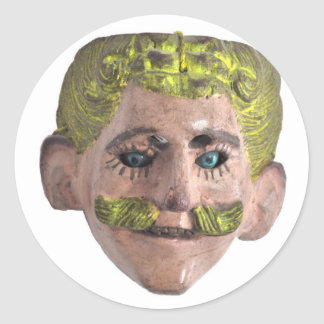 Carnival Mask Stickers