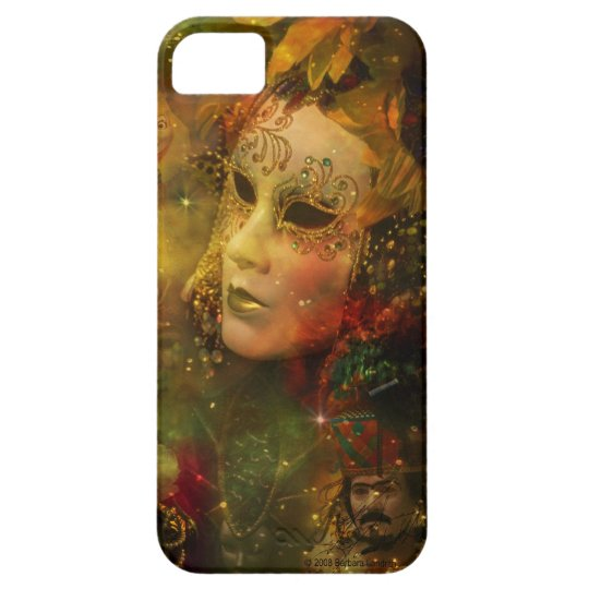 Carnival - New Orleans Mardi Gras Splendour iPhone 5 Case