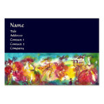 CARNIVAL NIGHT / Venetian Masquerade,,Dance Music Pack Of Chubby Business Cards