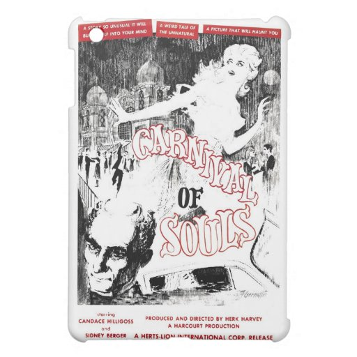 """Carnival of Souls"" iPad Case"