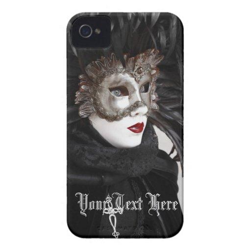 Carnival of Venice Blackberry Case