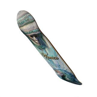 Carnival of Venice, Italy Custom Skateboard