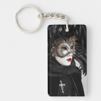 Carnival of Venice Keychain