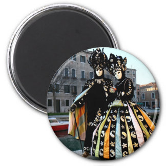 Carnival of Venise1 Magnet