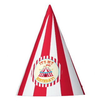 Carnival or Circus Party Party Hat
