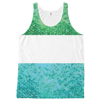 Carnival (Pool version) Unissex All-Over Print Tank Top