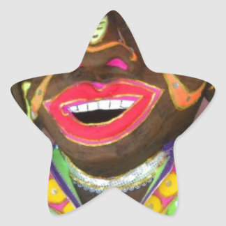 Carnival! Star Sticker