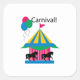 Carnival Sticker