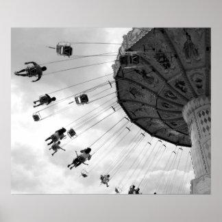 Carnival Swings Poster