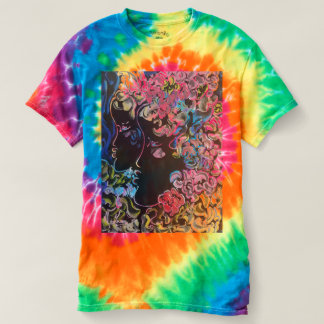 Carnival tie dye t-shirt