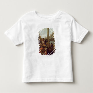 Carnival Time in Rome, 1653 (oil on canvas) Toddler T-Shirt