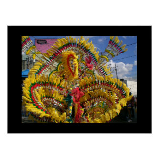 Carnival Trinidad 2010 Posters