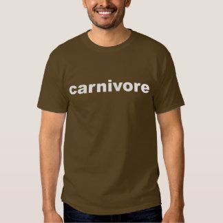 Carnivore (dark) t-shirt