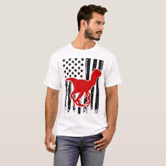 CARNIVORE FLAG AMERICAN,CARNIVORE,ANIMAL T-Shirt