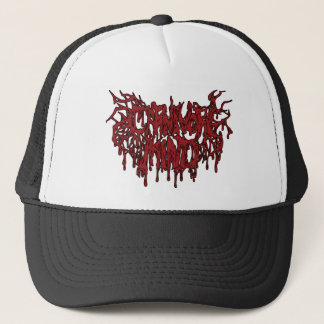 carnivore mind trucker hat
