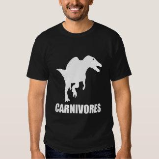 CARNIVORES TEE SHIRTS