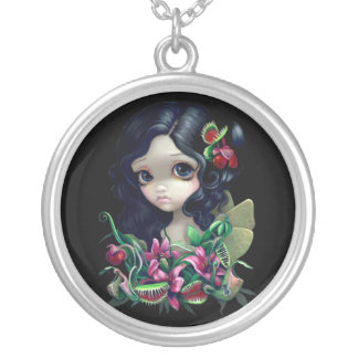 Carnivorous Bouquet Fairy NECKLACE gothic