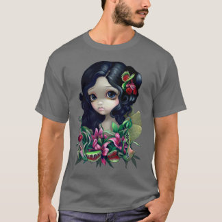 Carnivorous Bouquet Fairy Shirt gothic fantasy