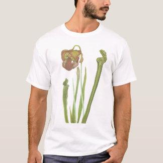Carnivorous Plant - Sarracenia drummondii T-Shirt