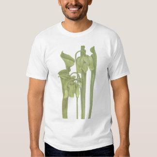 Carnivorous Plant - Sarracenia flava Tee Shirt