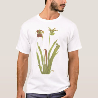 Carnivorous Plant - Sarracenia rubra T-Shirt