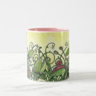 Carnivourous Plant - Mug