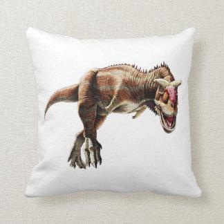 Carnotaurus Gift Awesome Carnivorous Dinosaur Cushion