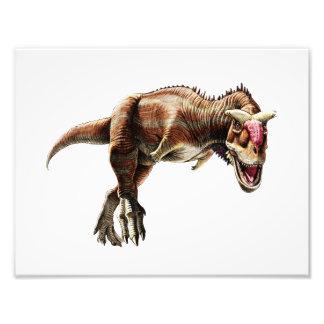 Carnotaurus Gift Awesome Carnivorous Dinosaur Photo