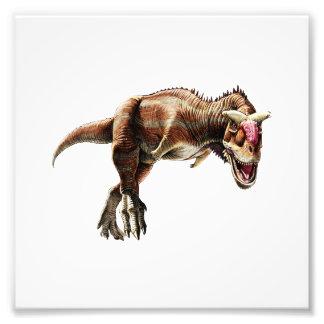 Carnotaurus Gift Awesome Carnivorous Dinosaur Photograph