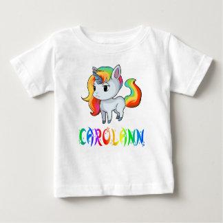 Carolann Unicorn Baby T-Shirt