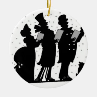 Carolers Christmas Ornament