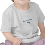 Carolina Baby Tee Shirts