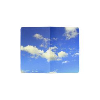 Carolina Blue Notebook