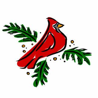 Carolina Cardinal Photo Cutouts