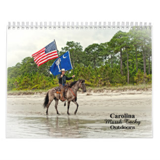 Carolina Marsh Tacky Outdoors 2017 Calendar