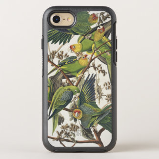Carolina Parakeet, from 'Birds of America', 1829 OtterBox Symmetry iPhone 8/7 Case