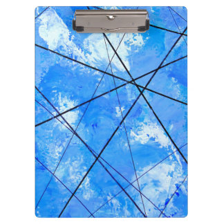 Carolina Powerlines Clipboard