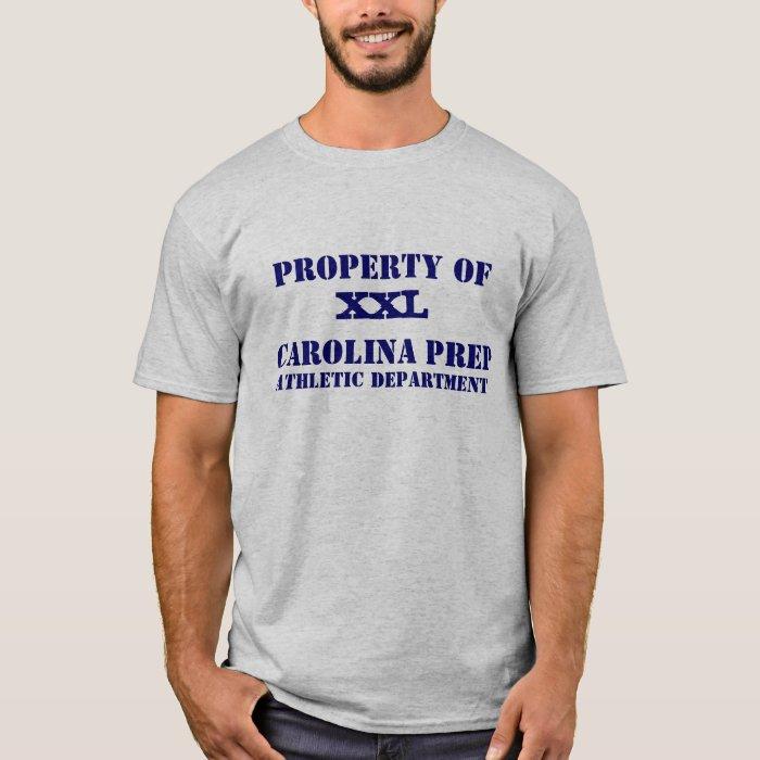 Carolina Prep Athletic Department T-Shirt
