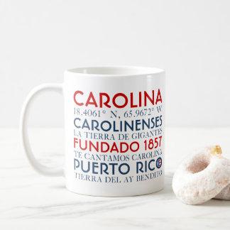 Carolina, Puerto Rico Coffee Mug