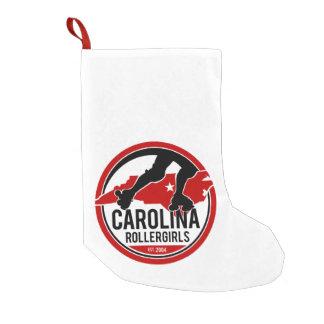 Carolina Rollergirls Holiday Stocking