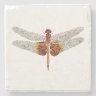 Carolina Saddlebags Dragonfly Coaster