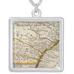 Carolina Silver Plated Necklace