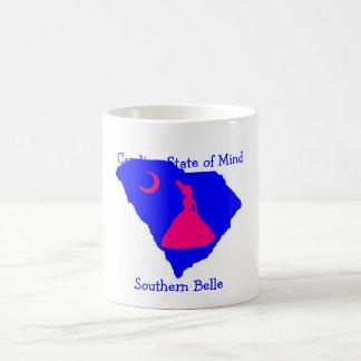 Carolina State of Mind - Customized Basic White Mug