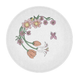 Caroline Boskers Spring Collection Cutting Board
