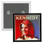 Caroline Kennedy for U.S. Senate Badge