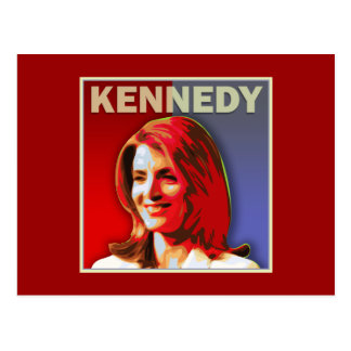 Caroline Kennedy for U.S. Senate Postcard