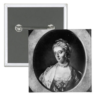 Caroline Matilda, Queen of Denmark and Norway 15 Cm Square Badge