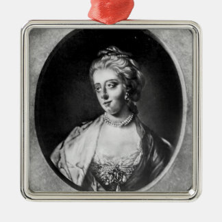 Caroline Matilda, Queen of Denmark and Norway Christmas Ornament