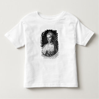 Caroline Matilda, Queen of Denmark and Norway T Shirt